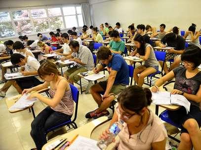 Aluno de escola pública terá direito a fazer vestibular de universidades federais e institutos federais de ensino gratuitamente Foto: Fernando Borges / Terra