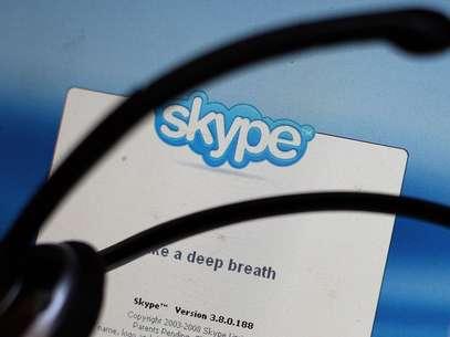 Todos os usuários terão que migrar suas contas para o Skype Foto: AFP
