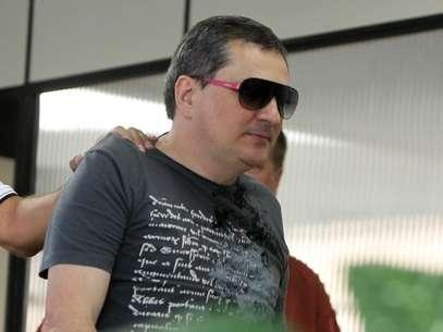 Empresário Mauro Hoffmann, um dos donos da Boate Kiss, estápreso preventivamente Foto: Nabor Goulart / Agência Freelancer