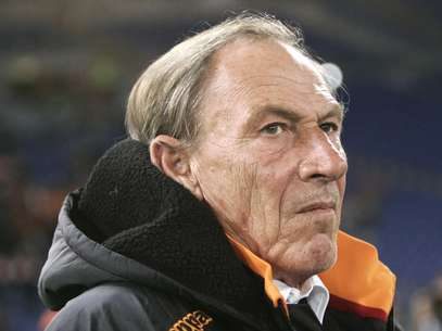 Zeman, 65 anos, j havia comandado a Roma entre 1997 e 1999 Foto: AP