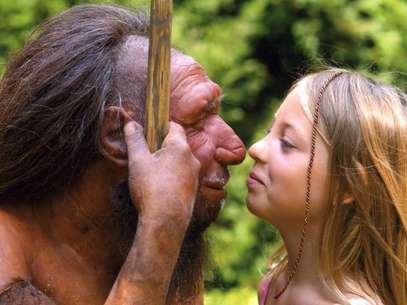 O homem de Neandertal surgiu na Europa e no Oriente Médio cerca de 300 mil anos antes da nossa era Foto: Neanderthal Museum (Mettmann, Germany) / Divulgação