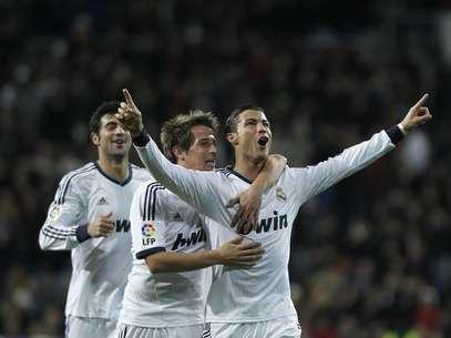 Cristiano Ronaldo está com 24 gols no Espanhol Foto: AP