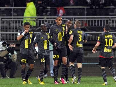 Lille venceu e ajudou PSG a disparar Foto: AFP