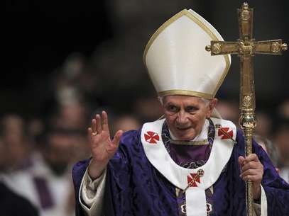 O papa Bento XVI anunciou que renunciará ao cargo Foto:  Alessandro Bianchi / Reuters