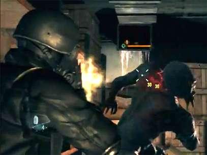 Hunk estará disponível no modo multiplayer 'Raid' Foto: Reprodução