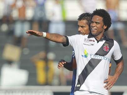 Carlos Alberto foi destaque da vitória do Vasco no Campeonato Carioca Foto: Wagner Meier/Agif / Gazeta Press