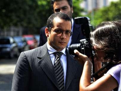O publicitário e ex-seminaristaGil Rugai, 29 anos, foi julgado pela morte dopai e da madrasta Foto: Fernando Borges / Terra