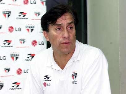 Ex-goleiro e treinador tricolor diz sofrer com hepatite há 20 anos; agora, aguarda por transplante de fígado Foto: Djalma Vassão / Gazeta Press
