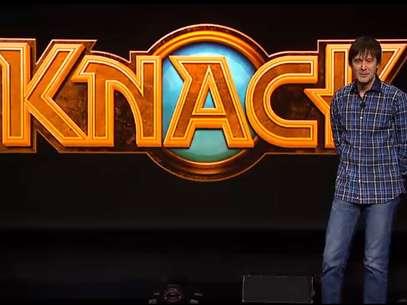 Sony anuncia lançamento do Playstation 4 para final de 2013 Knack