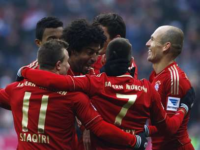 Bayern de Munique passou fácil pelo Werder Bremen: 6 a 1 Foto: Reuters