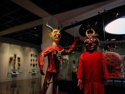 O Museo de Arte Popular é ideal para quem deseja conhecer mais sobre a arte mexicana Foto: Omar Bárcena/Creative Commons