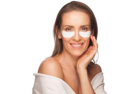 Adesivo antirrugas transdérmico garante promover o lifting imediato da região dos olhos Foto: Shutterstock