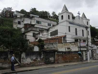 Emílson esteve à frente da paróquia por quatro anos Foto: Daniel Ramalho / Terra