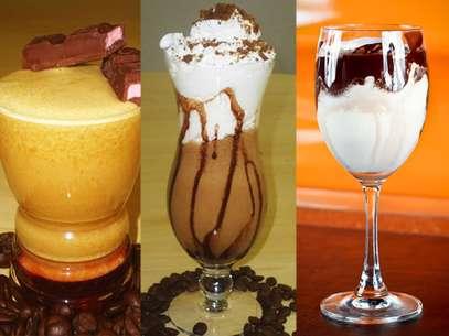 Cafés gelados são alternativas refrescantes para curtir o verão sem abrir mão da hora do cafezinho Foto: Divulgação
