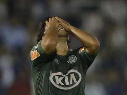 Meia do Palmeiras não era convocado havia 16 meses Foto: AFP