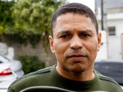 O advogado e policial militar reformado Mizael Bispo de Souza é acusado de matar a ex-namorada Mércia Nakashima Foto: Vagner Campos / Futura Press