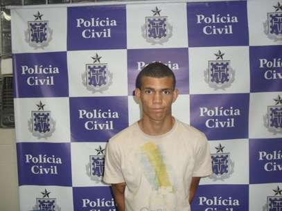 Rodrigo, de 18 anos, informou que frequentava a residência do padre há algum tempo  Foto: Polícia Civil da Bahia / Divulgação