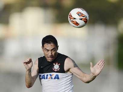 Zagueiro foi pouco utilizado pelo Corinthians na atual temporada Foto: Ricardo Matsukawa / Terra