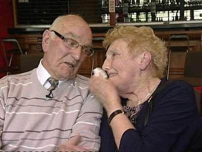 Imagem anterior à Segunda Guerra Mundial mostra os irmãos antes da separação Foto: BBCBrasil.com