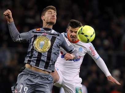Empate com Ajaccio em casa afastou Olympique de briga com Lyon por posições Foto: Reuters