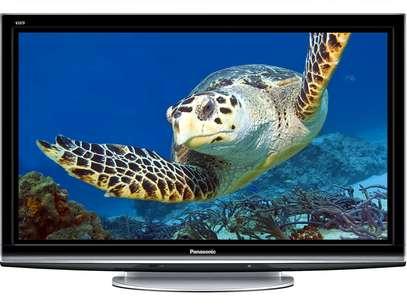 Panasonic planeja encerrar a produção de painéis para TVs de plasma em sua principal fábrica, em Amagaskai Foto: Panasonic / Divulgação