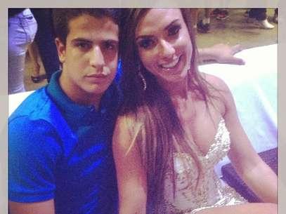 Nicole Bahls e Enzo Foto: Instagram / Reprodução
