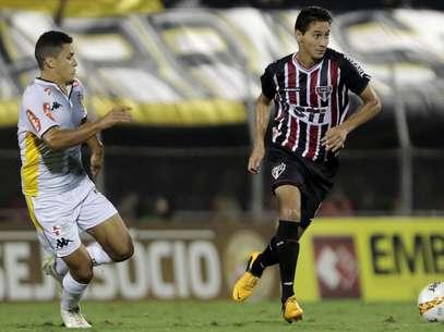 Paulo Henrique Ganso recebeu mais uma chance no time do São Paulo Foto: Miguel Schincariol / Gazeta Press
