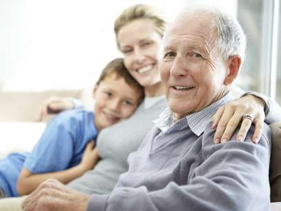 Segundo pesquisa,quanto maior a idade dos pais, maiores as chances de netos autistas Foto: Getty Images