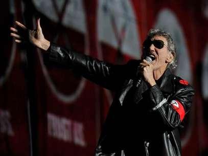 Roger Waters se apresentou no Brasil em 2012 Foto: Edson Lopes Jr. / Terra
