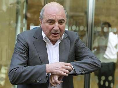 Boris Berezovsky foi encontrado morto na Inglaterra; ele tinha 67 anos Foto: Neil Hall / Reuters
