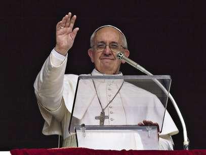 O papa Francisco fezsua primeira designação na burocracia vaticana Foto: AP