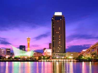 A importante cidade portuária de Kobe é um local multicultural e com muitas histórias Foto: Shutterstock