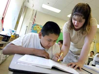 Segundo os pesquisadores, os problemas de aprendizado de cada aluno devem ser tratados de maneira individual Foto: Getty Images