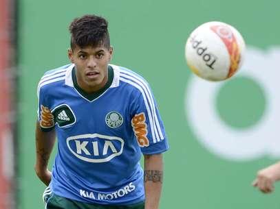 Diferente de Neymar, Leandro busca solidificar a afirmação em São Paulo Foto: Ricardo Matsukawa / Terra