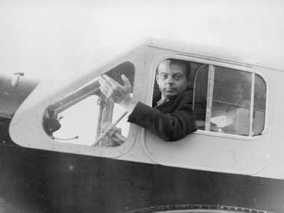 Assim como um dos personagens do livro, Exupéry era piloto de avião Foto: Getty Images