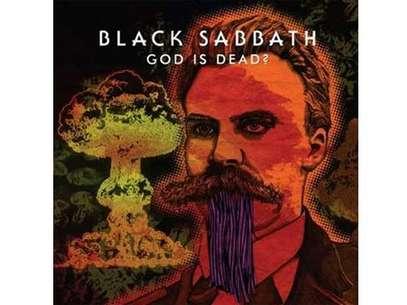 Capa de God is Dead, com duração é de mais de nove minutos, primeiro single do disco da banda Foto: Reprodução