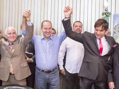 Dr. Rey se filiou na última sexta-feira ao PSC, e deve disputar uma vaga na Câmara dos Deputados Foto: Divulgação