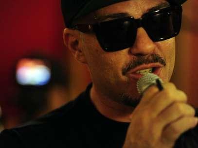 Egypcio, vocalista do Tihuana Foto: Marcelo Pereira / Terra