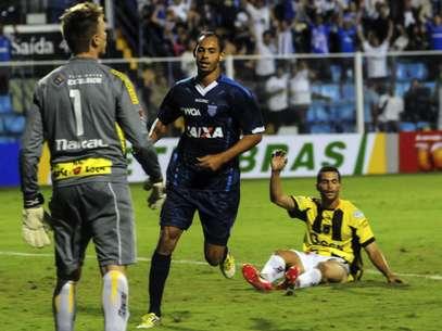Avaí goleou Volta Redonda e avançou na Copa do Brasil Foto: Eduardo Valente / Gazeta Press