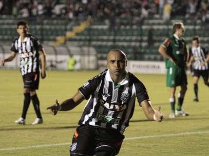 Figueirense e Chapecoense ficaram no empate Foto: Carlos Amorim / Mafalda Press / Gazeta Press
