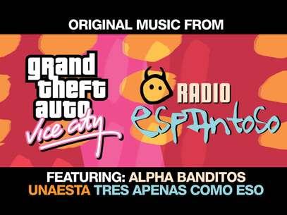 Por US$ 0,69 cada, três faixas de 'GTA: Vice City' estão disponibilizada no iTunes Foto: Divulgação