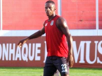 Cleber é aguardado pelo Corinthians na próxima semana Foto: Guilherme Dorigatti/Ponte Press / Divulgação