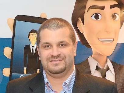 Marcelo Amorim é um dos fundadores da empresa ProDeaf Foto: Divulgação