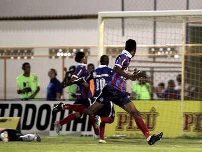 O Bahia derrotou o Juazeiro e foi à final do Baiano Foto: Eduardo Martins/A Tarde / Futura Press