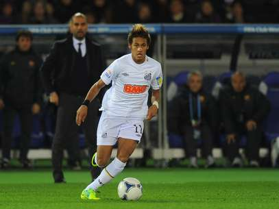 Especulações sobre ida de Neymar ao Bayern começaram depois que Guardiola foi contratado para assumir o time, na próxima temporada europeia Foto: Getty Images