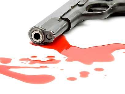 O número de mortes por armas de fogo no Brasil subiu 365% em 30 anos Foto: Getty Images