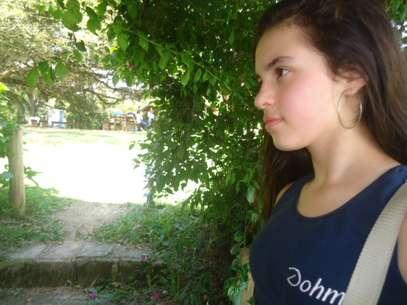 Eduarda Oliveira Leal, de 13 anos, é bolsista e aluna do ensino bilíngue do colégio Pastor Dohms, em Porto Alegre Foto: Arquivo Pessoal / Divulgação