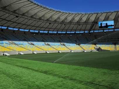 Justiça suspendeu amistoso de domingo, marcado para o Maracanã Foto: Terra