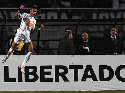 Camisa 11 brilhou na campanha da Libertadores Foto: Terra