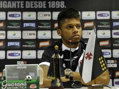 André ainda não estreou pelo Vasco Foto: Fábio Castro / Gazeta Press